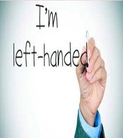 پاورپوینت چپ دست ها چه ویژگی و شخصیتی دارند