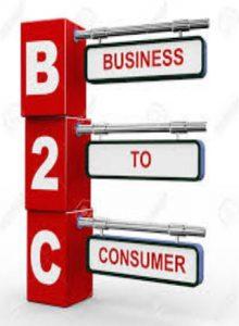 پاورپوینت بازاریابی مصرفی یا B2C چیست