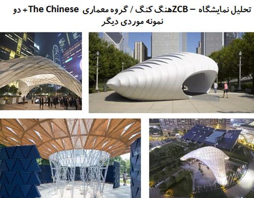پاورپوینت تحلیل نمایشگاه ZCB هنگ کنگ + دو نمونه دیگر