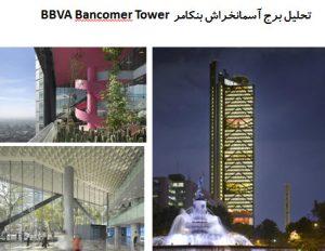 """<span itemprop=""""name"""">پاورپوینت تحلیل برج آسمانخراش بنکامر BBVA Bancomer Tower</span>"""